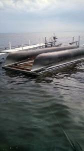 upsidedownboat
